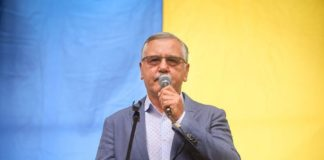 Саакашвілі і Гриценко не змогли домовитись про спільний похід на вибори в Раду - today.ua