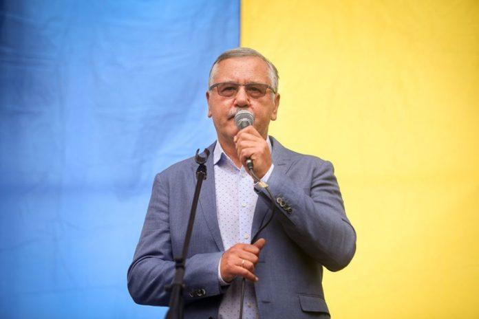 Гриценко заявив, що більше не балотуватиметься в президенти - today.ua