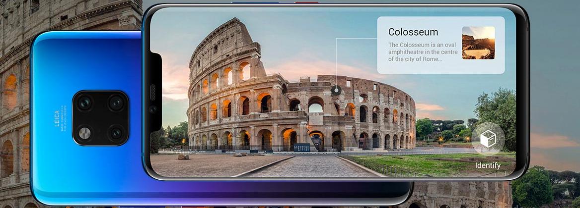 Huawei Mate 20 Pro визнаний кращим смартфоном 2018 року