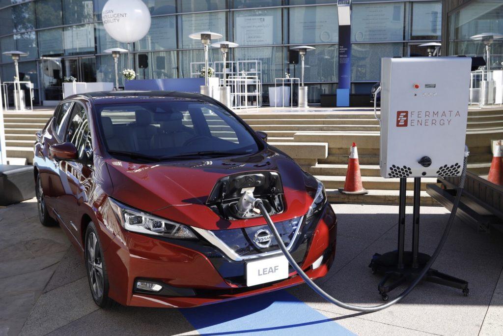 Nissan Leaf став найпопулярнішим електромобілем в Україні