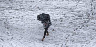 Вітер, сніг з дощем та похолодання: синоптики зробили невтішний прогноз - today.ua