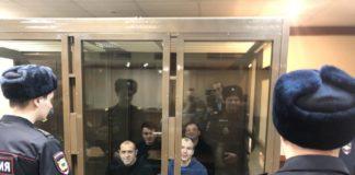 Московський суд продовжив арешт полонених українських моряків - today.ua