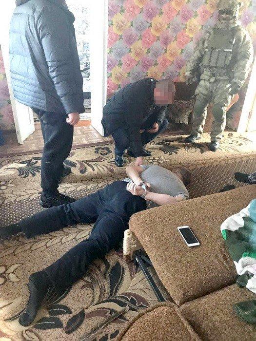 На Харківщині СБУ вилучила наркотиків на мільйон