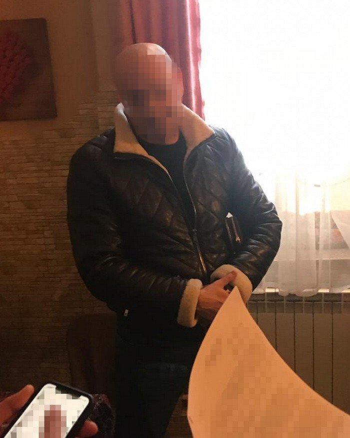 На Волыни депутат пытался подкупить чиновника Гоструда