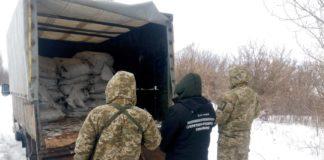 На границе с Россией поймали контрабандиста с саженцами деревьев на миллион - today.ua