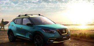 Nissan представив новий кросовер Kicks Surf - today.ua
