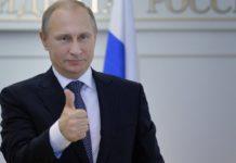 Нове звернення Путіна висміяли карикатурою - today.ua