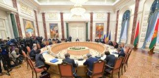 """Україна відмовилася сідати за стіл переговорів з ватажками бойовиків """"ЛДНР"""" - today.ua"""