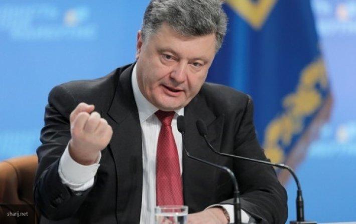 """Порошенко сделал заявление по скандалу в """"Укроборонпроме"""" - today.ua"""