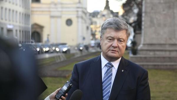 Порошенко назвал врагов Украины - today.ua