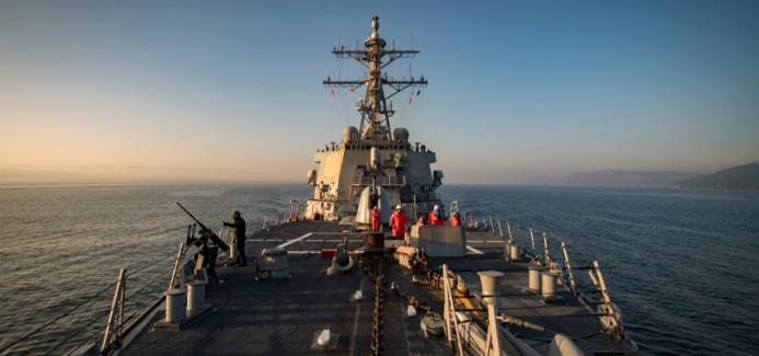 У Чорне море увійшов американський есмінець USS Donald Cook: що це означає для українців - today.ua