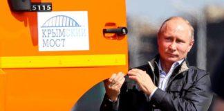 Адмирал предрек разрушение моста Путина в Крым: опубликовано видео - today.ua