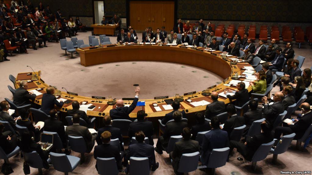 Россия срочно созывает заседание Совета безопасности ООН по ситуации в Украине - today.ua