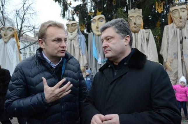 Садовий звинуватив Порошенка в шантажі - today.ua