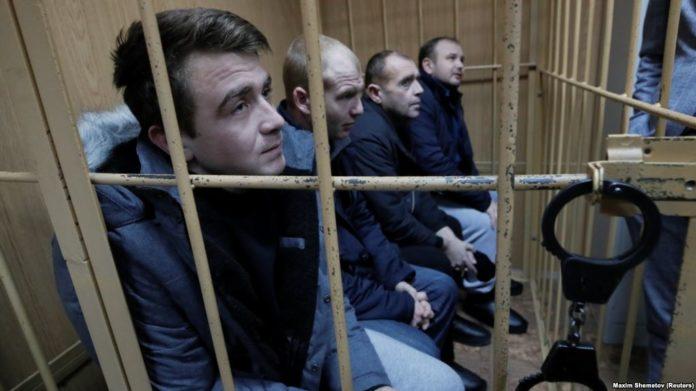 Російський суд на українськими моряками: з'явився новий свідок - today.ua