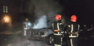 """В столице сожгли автомобиль депутата от «Свободы» """" - today.ua"""