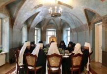 У Софійському соборі розпочався Синод Православної церкви України - today.ua