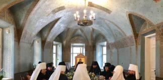 """В Софийском соборе начался Синод Православной церкви Украины """" - today.ua"""