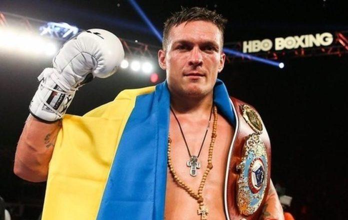 У Олександра Усика відберуть чемпіонський пояс - today.ua