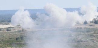 На военном полигоне в Киевской области прогремел взрыв - today.ua