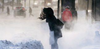 В Україні оголосили штормове попередження та попередили про сильні морози - today.ua