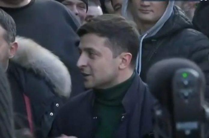 Зеленського охороняють люди Коломойського - today.ua