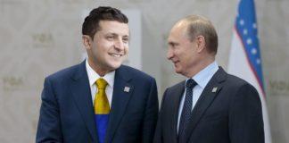 """Зеленському пригадали його звернення до Путіна: опубліковано відео"""" - today.ua"""