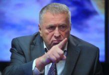 Жириновський розповів, які території планує окупувати Росія - today.ua