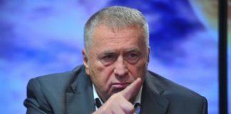 """Жириновський розповів, які території планує окупувати Росія"""" - today.ua"""