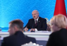 """Белорусы хотят быть вместе с Россией, но """"жить в своей квартире"""" - Лукашенко - today.ua"""