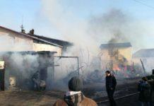 Під Києвом спалахнула масштабна пожежа: оприлюднені фото - today.ua