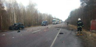 На Ровенщине произошло жуткое смертельное ДТП с участием грузовика - today.ua