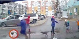 """Небезпечні забавки: у Києві на дорогах бігають діти і грають в """"регулювальників"""" (відео) - today.ua"""