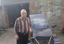 Українець зібрав саморобний електромобіль за півтори тис. долларів - today.ua