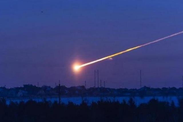 Над Россией взорвался крупный метеорит - today.ua