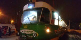 В Харькове трамвай насмерть сбил мужчину - today.ua
