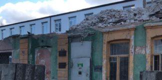 В Харькове обвалился аварийный дом: пострадал строитель - today.ua