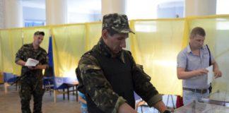 """Стало известно, за кого голосовали украинские военные на Донбассе"""" - today.ua"""