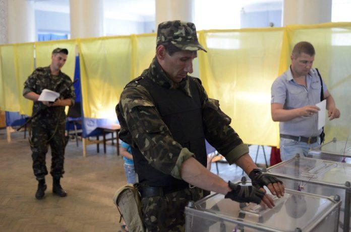 В районі ООС вже проголосувала п'ята частина віськовослужбовців ЗСУ - today.ua