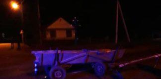 """На Волині позашляховик врізався у кінну підводу: постраждала дитина"""" - today.ua"""