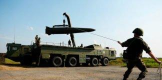 Росія у Криму тренується застосовувати ядерну зброю - today.ua