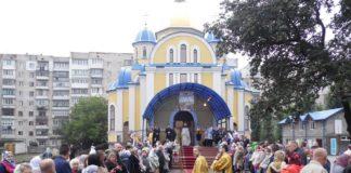 В Хмельницком иностранец обокрал храм ПЦУ - today.ua