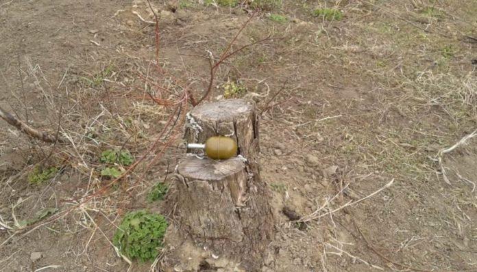 На Одещині загинув чоловік, який бавився з гранатою - today.ua