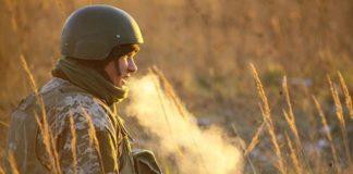 Боец ООС получил ранения в результате взрыва вражеской минометной мины - today.ua