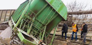 У Києві на Видубичах сталася аварія потягу: є фото і відео - today.ua