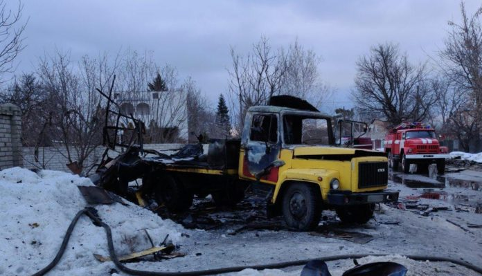 У Харкові через вибух газового балону загинув комунальник: оприлюднені фото - today.ua