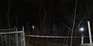 На кладбище в Харькове нашли тело месячного младенца - today.ua