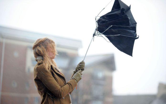 Дожди и штормовой ветер: синоптики рассказали о погоде на завтра - today.ua