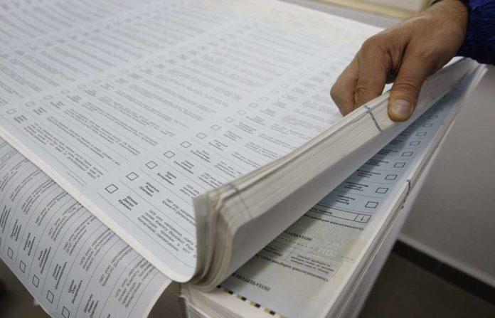 ЦВК витратить на друк бюлетенів 166 млн гривень