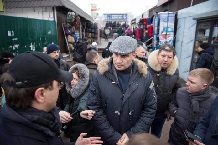 """Віталій Кличко став лідером рейтинга і &quotантирейтинга"""" на посаду мера Києва - today.ua"""